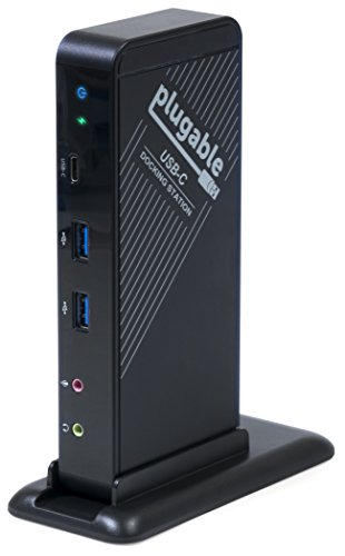 Plugable USB-C Docking-Station