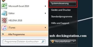 startmenü windows 7