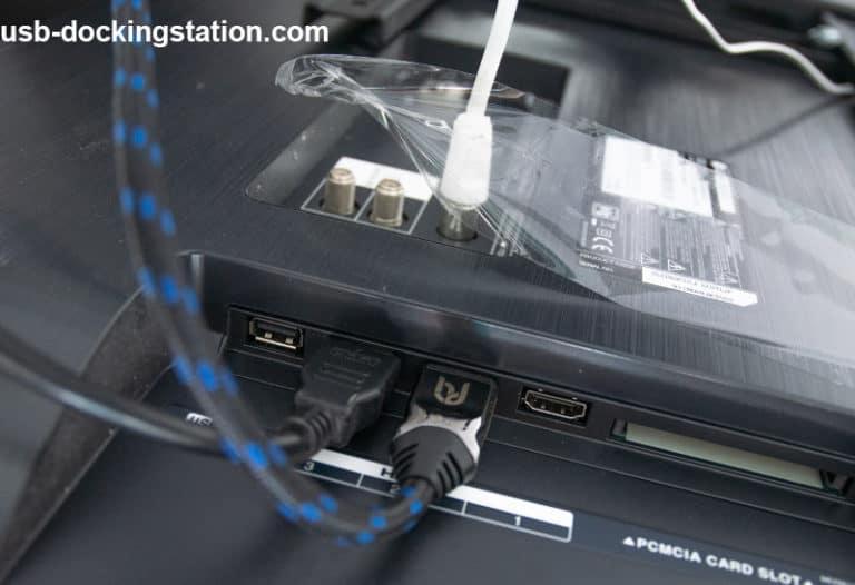 Laptop mit LG Fernseher verbinden